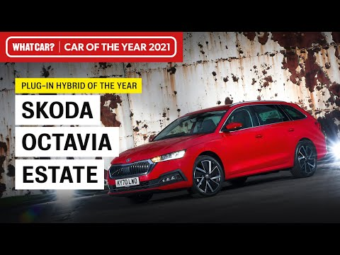 Skoda Octavia iV Estate: why it's our 2021 Plug-in Hybrid of the Year | What Car? | Sponsored