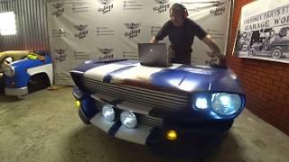 Диджейский стол Ford Mustang Eleanor
