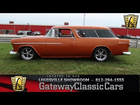 Video of '55 Nomad - LVD3
