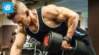 Abel Albonetti's Ultimate Back Workout by Bodybuilding.com