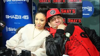 Vina Love & Kid Kapri on Sway's Universe Shade 45 Interview & Freestyle