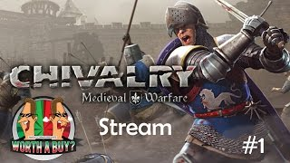 Chivalry Stream on WAB - This is Why I prefer it over For Honor