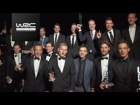 WRC Gala Awards 2017!