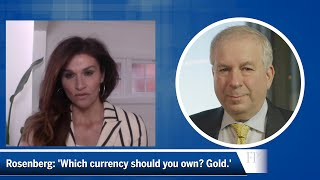 Which currency should you own in the coronavirus crisis? Gold