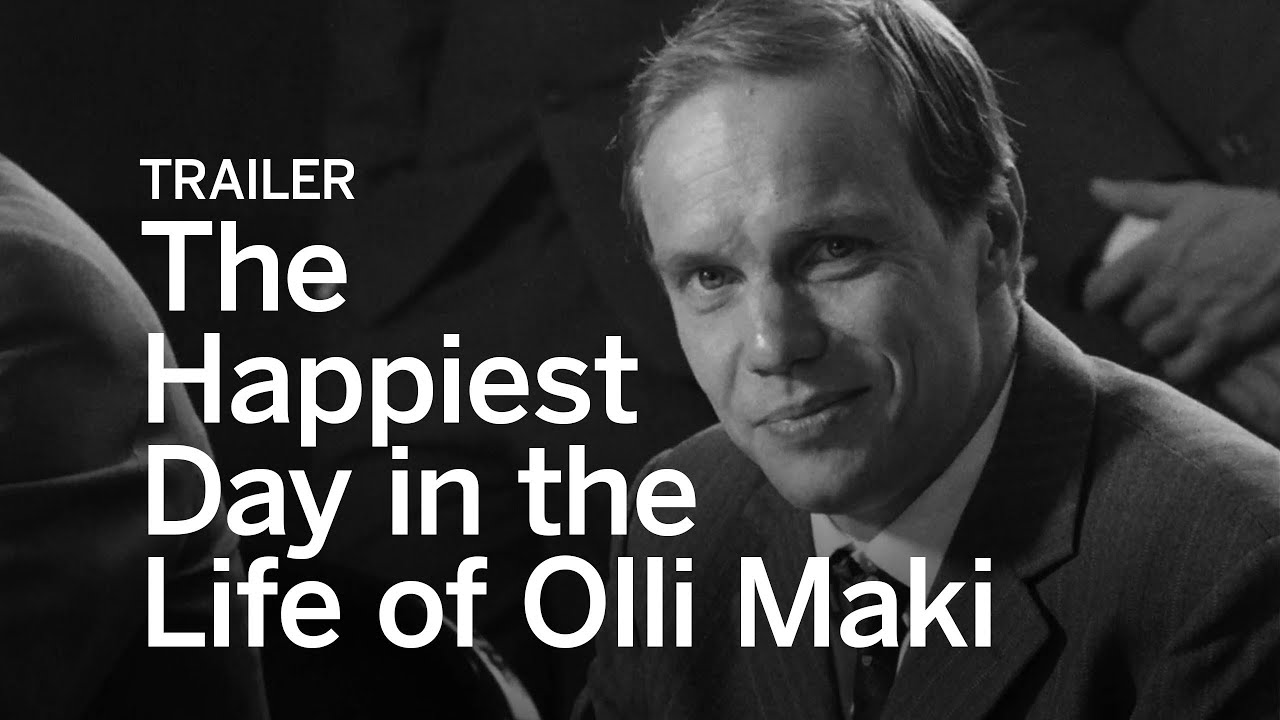 Trailer för Den lyckligaste dagen i Olli Mäkis liv