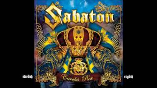 Sabaton - The Carolean's Prayer - English vs. Swedish