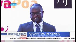 UAE based AJ Capital begins business in Kenya