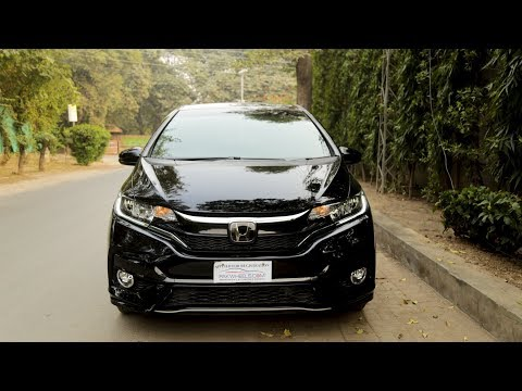 Honda Fit Hybrid 3rd Generation Owner's Review