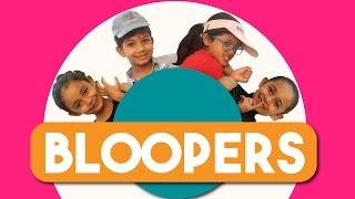 Kids having fun | Behind the scenes | Crazy bloopers