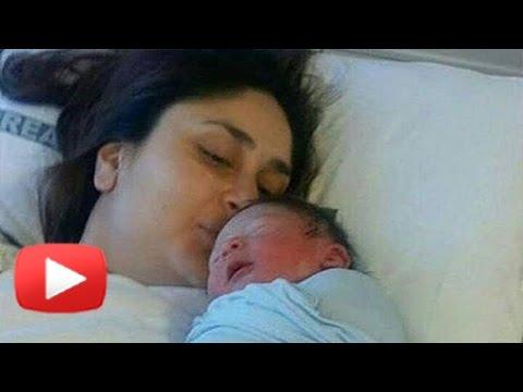 Kareena Kapoor & Saif Ali Khan Baby Photo LEAKED | Taimur Ali Khan Pataudi