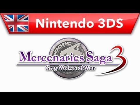 Mercenaries Saga 3 - Nintendo eShop Trailer (Nintendo 3DS) thumbnail