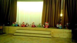 """Jingle Bells. Выступление театра танца """"Фортуна"""". Новогодний танец"""
