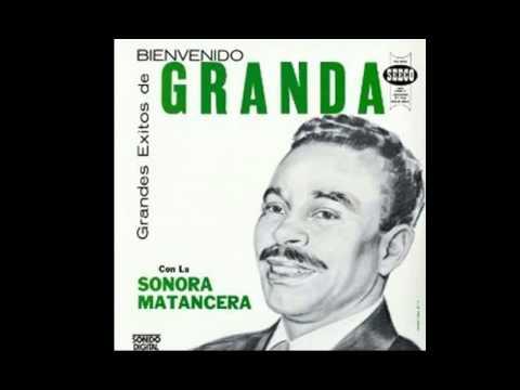 SONORA MATANCERA canta BIENVENIDO GRANDA - Baila mi Guaguanco