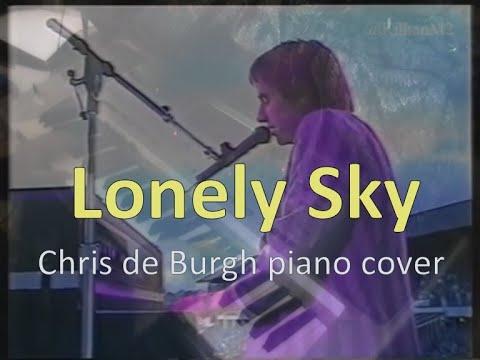 Lonely Sky [Chris de Burgh piano cover]