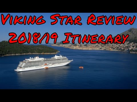 Viking Star Cruise Ship Review and 2018/19 Itinerary Baltics Caribbean Mediterranean