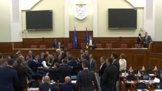 Бійка в Київраді