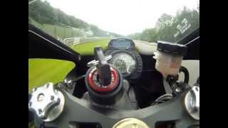 SPA Francorchamps 25 05 2014 Kawasaki zx10r 2005