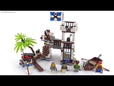 LEGO® Pirates Солдатский форт 70412