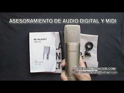nova de m audio micr fono de condensador cardioide de c psula grande. Black Bedroom Furniture Sets. Home Design Ideas