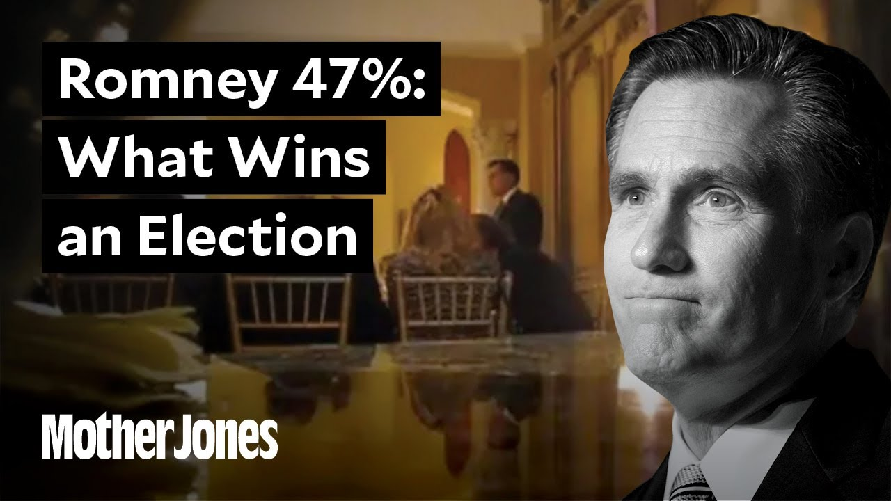 Mitt Romney on What Wins an Election thumbnail