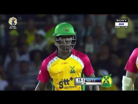 CPL HIGHLIGHTS match No. 28   Jamaica Tallawahs vs Guyana Amazon Warriors full highlights