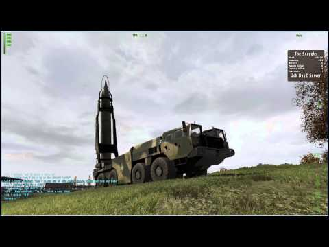 DayZ Hacking: Rustler V7 Nuclear Bomb [Missile Launcher Truck]