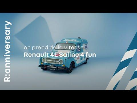 Musique publicité  Renault 4L |  Saline 4 amusant |  Pub Renault 2021   Juillet 2021