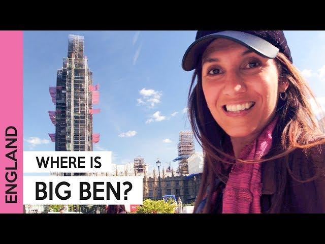 הגיית וידאו של Westminster בשנת אנגלית