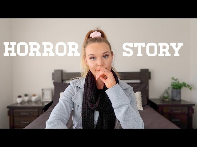 COLLEGE ROOMMATE HORROR STORY (With Photos) || Story Time || Mikaela Cornelissen