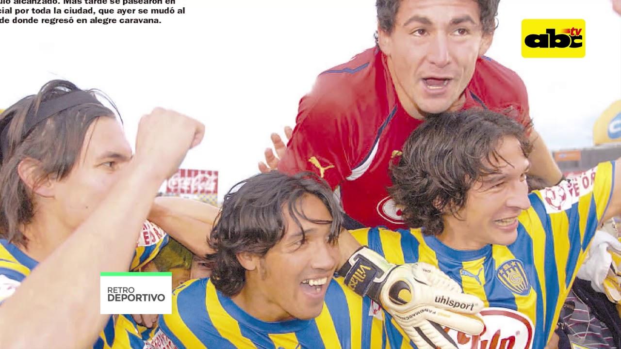 Sportivo Luqueño campeón apertura