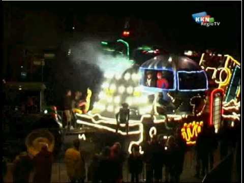 7e prijs lichtjes optocht Boxmeer 2010