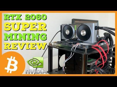 RTX 2060 Super GPU BEST GPU for Mining? Is the RTX 2060 Super better than 1660 Super? + Hashrates