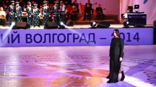 Горловое пение из республики Тыва в Волгограде
