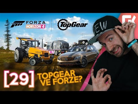 TOP GEAR VE FORZE? | Forza Horizon 4 #29