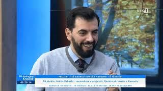 Mysafiri i Mëngjesit - Ardita Kabashi 19.11.2020
