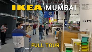 IKEA Mumbai Store FULL TOUR With Prices / HAUL