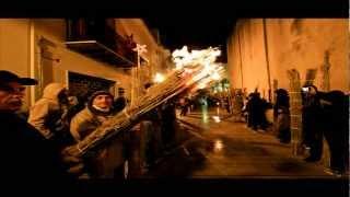 preview picture of video 'Processione notturna dell'Immacolata Calatafimi Segesta'