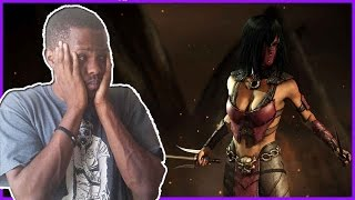 ROAD TO WHAT.....? - Mortal Kombat X Online Gameplay