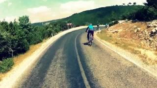 preview picture of video 'Karaman-Silifke Bisiklet Turu (Karaman Bisiklet -YOL& MTB Gezginleri)'