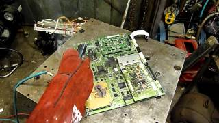 Arc Welder Vs Minolta Copier Digital Board