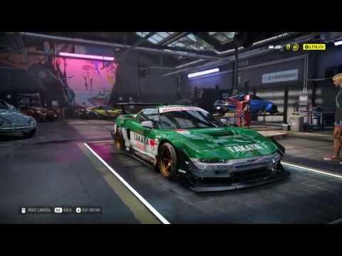 Need For Speed Heat - Honda NSX-R Hidden Race Bodykit Build! | Fully Upgraded Gameplay