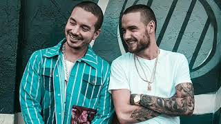 Liam Payne & J Balvin -- Familiar (Audio)