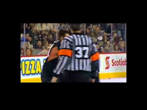 Brendan Hurley vs. Tyrell Goulbourne