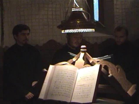 Protopsaltul Valentin Gheorghe – Irmos calofonic
