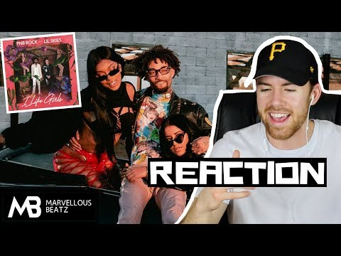 SONG OF THE SUMMER?? PnB Rock - I Like Girls (Feat. Lil Skies) [Official Music Video] REACTION!!! - Marvellous Beatz