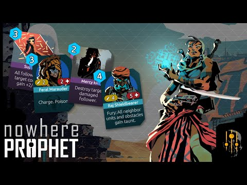 Nowhere Prophet Launches July 19 on Steam thumbnail