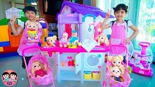 หนูยิ้มหนูแย้ม   โรงเรียนรับเลี้ยงเด็ก Kids Role Play Nursery School
