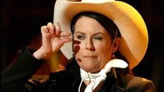 Megan Mullally - Barbara song - Threepenny opera (Weill / Brecht)