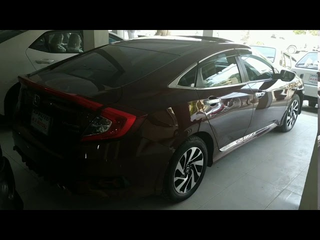 Honda Civic Oriel 1.8 i-VTEC CVT 2019 for Sale in Rawalpindi