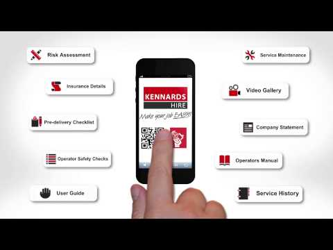 Kennards Hire QR Code Trade TVC 30 Second